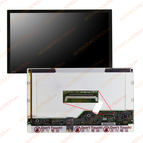 AU Optronics B089AW01 V.3  compatible notebook LCD screen