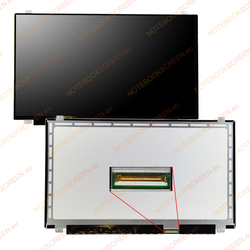 LG/Philips LP156WH3 (TL)(L3)  compatible notebook LCD screen