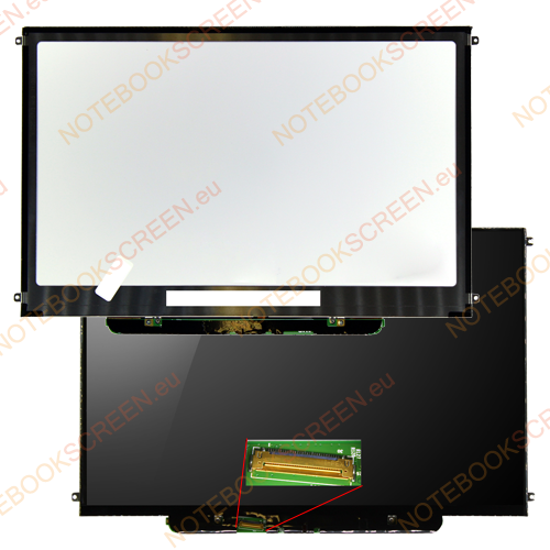 AU Optronics B133EW04 V.3  compatible notebook LCD screen