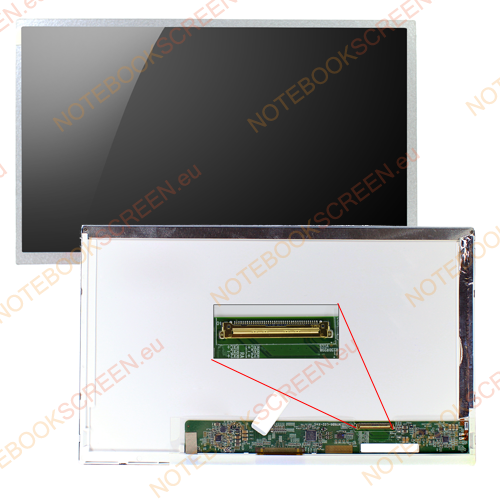 Acer Aspire 1551-5448  compatible notebook LCD screen