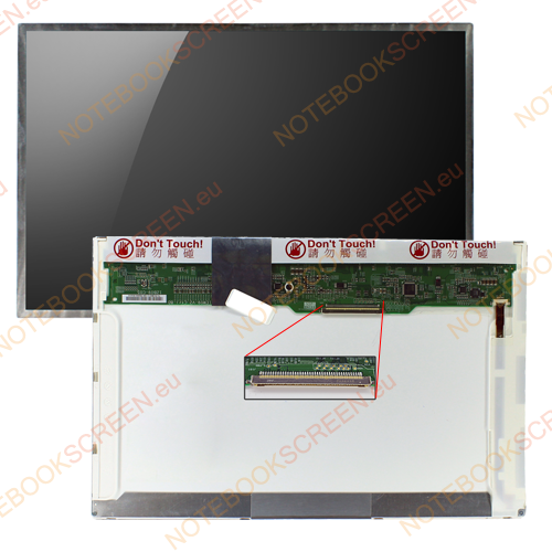 AU Optronics B121EW09 V.2  compatible notebook LCD screen
