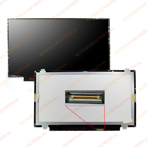 AU Optronics B140HTN01.0  compatible notebook LCD screen