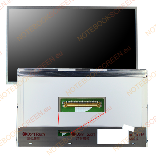 AU Optronics B140RW01 V.1  compatible notebook LCD screen