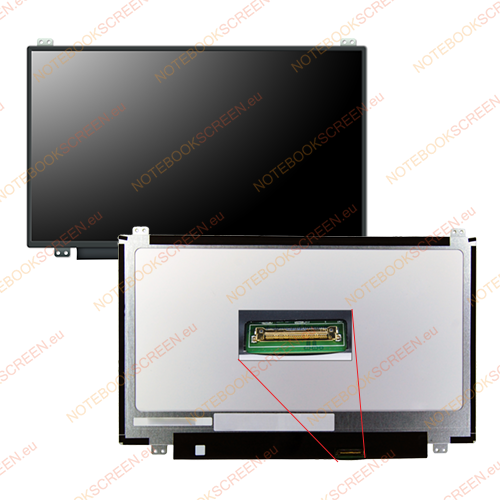 AU Optronics B116XTN01.0 H/W:0A  compatible notebook LCD screen