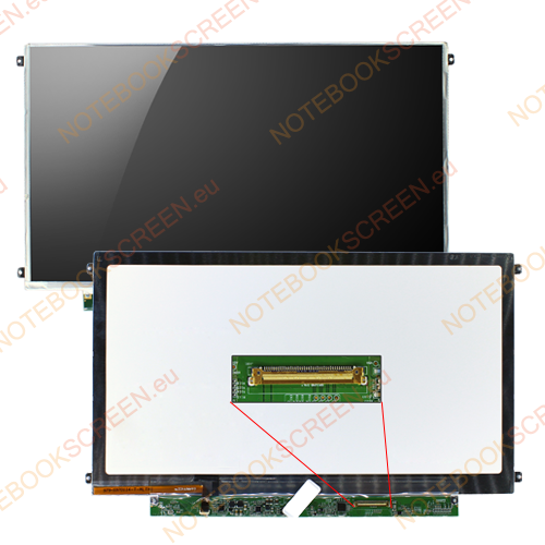 Acer Aspire 3935-744G25Mn  compatible notebook LCD screen