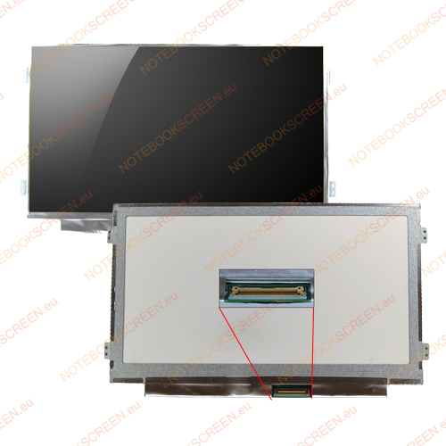 AU Optronics B101AW02 V.3  compatible notebook LCD screen