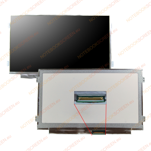 AU Optronics B101AW02 V.0  compatible notebook LCD screen
