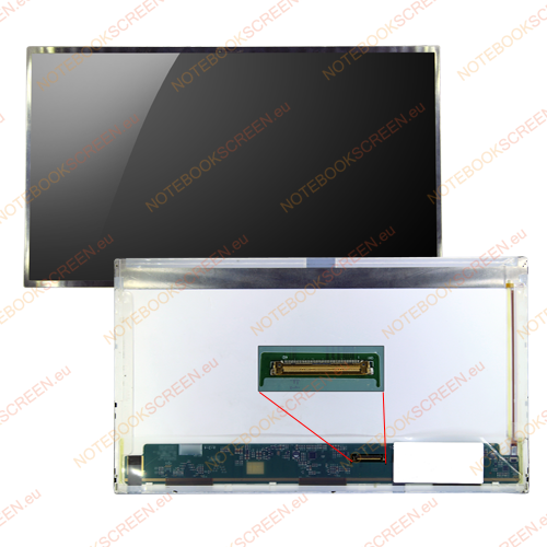 HP Pavilion dv6-1334CA  compatible notebook LCD screen