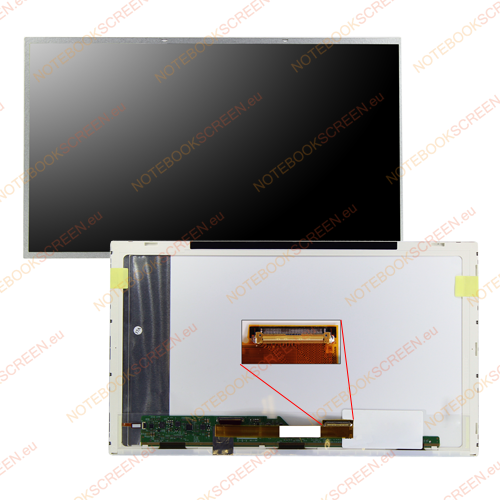 HP Pavilion dv6-1338CA  compatible notebook LCD screen