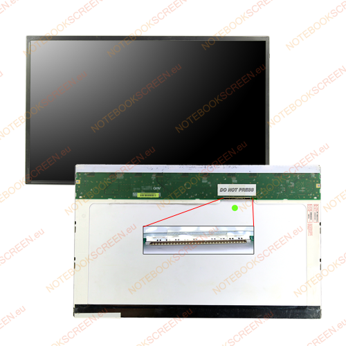 Gateway MX3225  kompatibilis notebook LCD kijelző