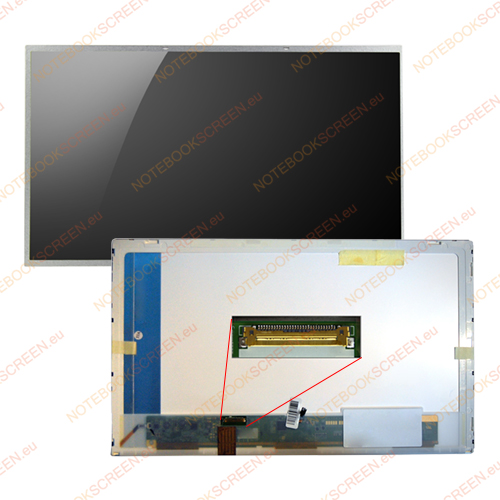 Packard Bell EasyNote TV11-CM series  kompatibilis notebook LCD kijelző