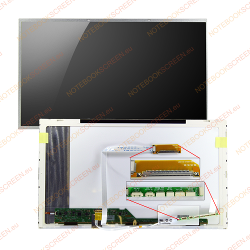 Chimei InnoLux N156B3-L02 Rev.C1  kompatibilis notebook LCD kijelző