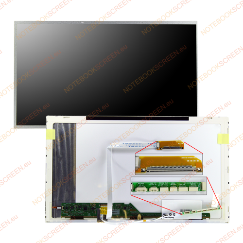 LG/Philips LP156WH1 (TL)(A1)  kompatibilis notebook LCD kijelző
