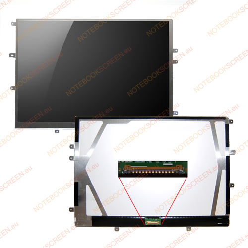 LG/Philips LP097X02 (SL)(A8)  kompatibilis notebook LCD kijelző