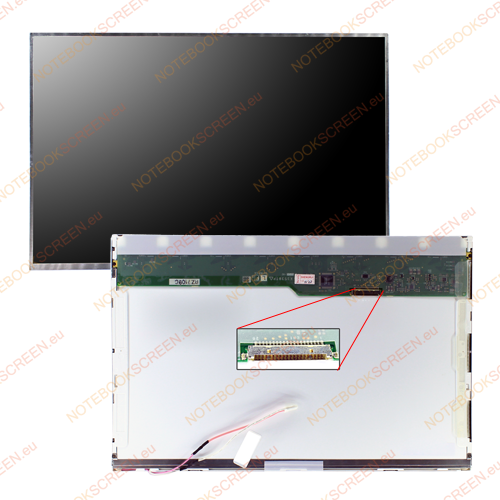 Gateway UC78 series  kompatibilis notebook LCD kijelző