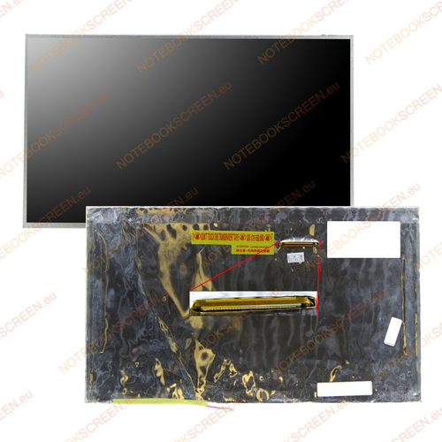 Toshiba Satellite A505-SP6022L  kompatibilis notebook LCD kijelző