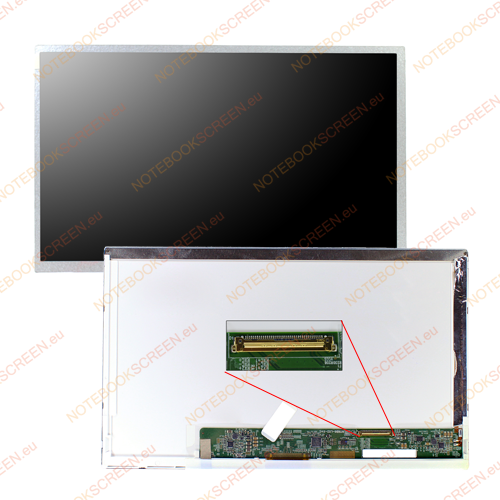 Gateway EC18 series  kompatibilis notebook LCD kijelző