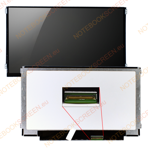 Lenovo ThinkPad Edge E125 3035-2LA  kompatibilis notebook LCD kijelző