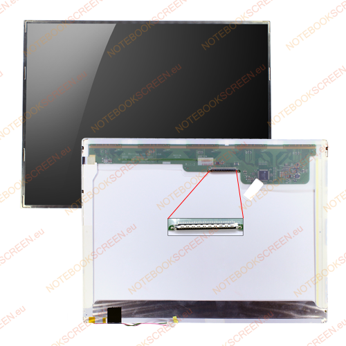Averatec 5100 series  kompatibilis notebook LCD kijelző